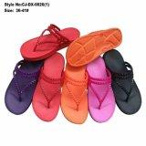 De Pantoffels van de Dames van de Wipschakelaars van EVA, de Schoenen van EVA van het Strand voor Dame