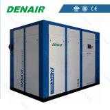 Air/compresseur d'air électrique refroidi à l'eau de vis pour la construction de mine