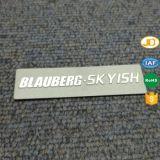 Оптовый изготовленный на заказ Nameplate металла логоса тавра для украшения мешков