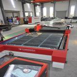 300W 500W Faser-Laser-Schnitt-Metall formt Faser-Laser-Ausschnitt-Maschine für Edelstahl
