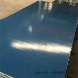 테이블 사용을%s 멜라민에 의하여 직면되는 합판 PVC에 의하여 박판으로 만들어지는 합판