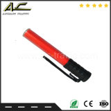 Refillable Roadside Safety Various Color Traffic Stick with Alarm