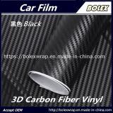 Aluguer de Carro completo autocolantes body wrap filme 3D Películas de vinil de fibra de carbono