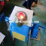 Kupfer, Stahl, Aluminiummittelfrequenzinduktions-schmelzender Ofen