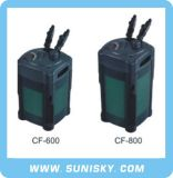 Cf.-600 de Externe Filter van het aquarium