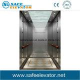 Acier inoxydable brossé Accueil Ascenseur Ascenseur passager