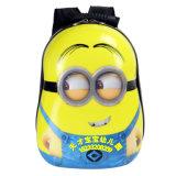 Bonitinha reservatórios de plástico bag Imprimir Crianças Creche Ovo Backpack Fabricantes Bonitinha Cartoon Saco a tiracolo Hard Shell com a roda