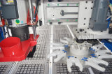 Macchina del router di CNC dell'incisione del contrassegno di Ele 2040 con falegnameria di Atc che intaglia macchina per plastica