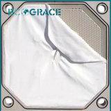 Panno non tessuto della filtropressa del feltro del polipropilene dai 5 micron per la pressa del filtro a piastra