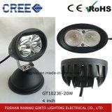 Helles kleines LED-Arbeits-Licht für Auto-Motorrad, elektrisches Fahrrad