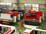Máquina de dobra hidráulica do CNC do cobre