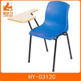 Стул студента мебели университета с стулами пусковой площадки сочинительства пластичными с рукоятками