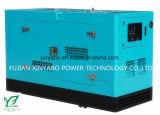 GF3/95kw Shangchaiの防音ディーゼル発電機セットWth