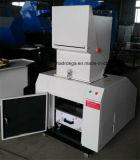 Máquina sadia do triturador da prova para o frasco plástico, película, sucata