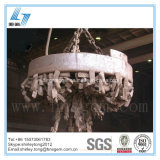 الصين جيّدة يبيع مرفاع يرفع مغنطيس لأنّ فولاذ خردة