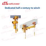 Pequeño alzamiento de cadena solo/doble del aire con el interruptor del límite superior