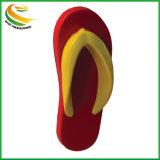 Logotipo Ecológico impresso forma redonda PU Bola de estresse