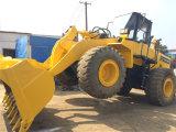 I caricatori 2008, Wa380 della rotella dell'usato di KOMATSU di anno hanno usato il caricatore anteriore 16.5 tonnellate