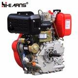 14HP het Elektrische Begin van de dieselmotor met de Schacht van de Spiebaan (HR192FB)