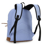 Saco do portátil do ombro da escola da trouxa das meninas do estudante da lona
