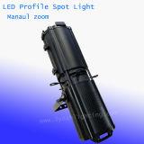 200W wärmen weißes Profil-Punkt-Licht des Manaul Summen-LED