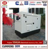 генератор Xichai молчком Denyo сени 12kw/15kVA тепловозный с Ce ISO (10-300kw)
