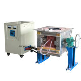 Forno de fusão por indução eléctrica com sistema de refrigeração do chiller