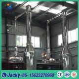 Máquina de hacer aceite esencial de Sándalo, aceite esencial de la destilación de vapor