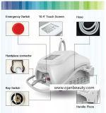 Haar-Abbau Cer-anerkannter Deutschland-Dioden-Laser-808 nm, Dioden-Laser-Sopran-System