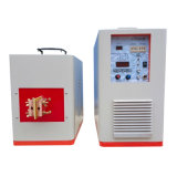 El diamante ultra de alta frecuencia de IGBT vio la máquina de calefacción de inducción de la soldadura de la lámina