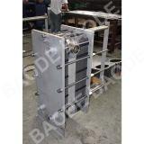Cambiador de calor sanitario inoxidable de la placa del acero 316L/304 para la pasterización del alimento
