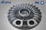 La densité en aluminium personnalisée le moulage mécanique sous pression avec l'usinage