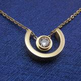 Diamond Mode bijoux femmes Collier or en acier inoxydable