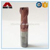 Хороший резец карбида Sqaure медного цвета Tisin цены Coated с 2 каннелюрами