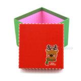 Cartão de Natal decorativas de caixa de armazenamento