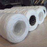 10 cartuccia di filtro materiale dal filato pp di pollice per il trattamento delle acque