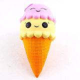 사랑스러운 다채로운 농도 높은 크림 머핀 아이스크림 교육 질퍽한 장난감