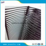 Los muros de contención Uniaxial Geogrids plástico HDPE