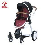 Caminhante do bebê com fama e assento regular