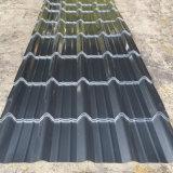 Galvanizado gris el aislamiento térmico y Material Wall-Facing Teja