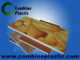 Panneau protecteur de mousse de PVC de matériaux de décoration d'environnement