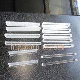 Further Processing Opaque Quartz Plate