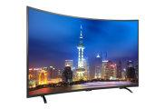 "55 "" gebogener FHD LED Fernsehapparat"