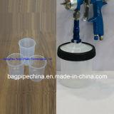 Capacidade dos forros 850ml do copo do injetor de pulverizador