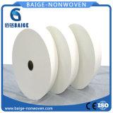 Nonwoven Fabric fabricante para las toallitas húmedas Spunlace Nonwoven Fabric