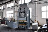 Prensa hidráulica para presionar las placas de acero gruesas