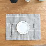 100%年の綿Ins様式の台所タオルのふきんのWeaternの食糧タオル