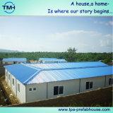 Estrutura prefabricados House para viver temporária