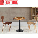 Напряжение питания на заводе оптовой современном ресторане деревянные стулья для продажи (FOH-BCA22)
