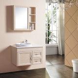 Governo di ceramica superiore moderno di vanità della stanza da bagno del bacino di stile fissato al muro contro